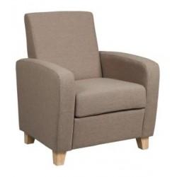 fauteuil club chalon trousseau. Black Bedroom Furniture Sets. Home Design Ideas