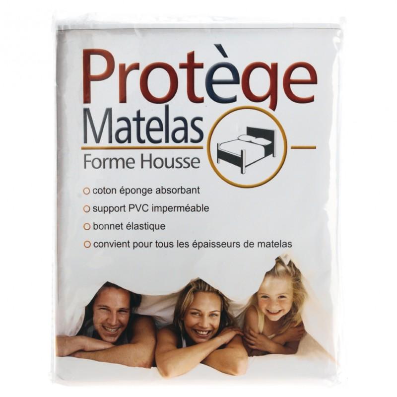 Protege matelas family chalon trousseau - Protege matelas plastifie ...