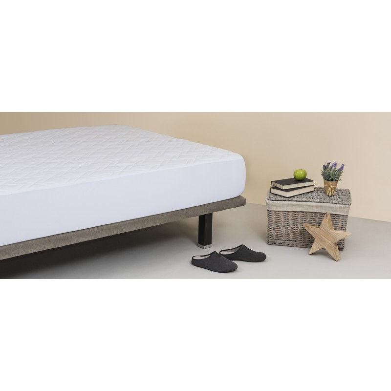 prot ge matelas matelass thermoregulateur velfont chalon trousseau. Black Bedroom Furniture Sets. Home Design Ideas