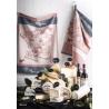 Torchon jacquard PLATEAU DE FROMAGES