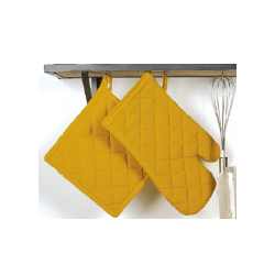 Gant de cuisine + manique YUCO