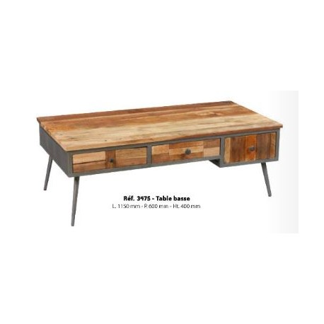 Table basse 3475