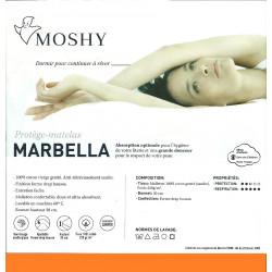 Protège matelas MARBELLA MOSHY