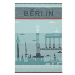 Torchon jacquard BERLIN CITY