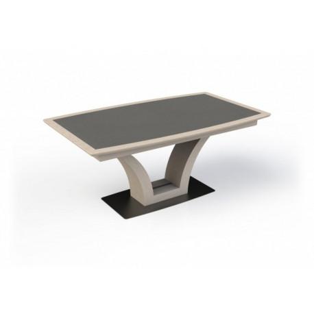 TABLE TONNEAU 1M80 PIED CENTRAL