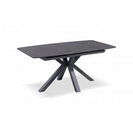 TABLE TONNEAU EN 1M80 TULIPE