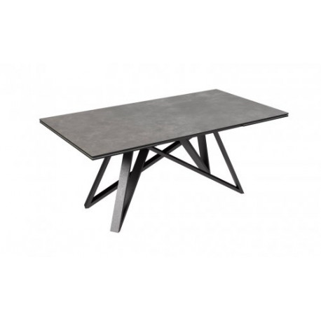 TABLE RECTANGLE LILAS