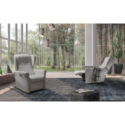 FAUTEUIL RELAX NORA