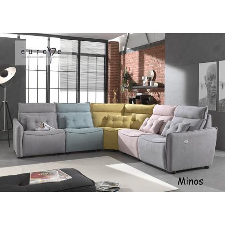 Canapé d'angle MINOS