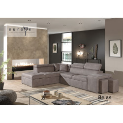 Canapé d'angle BELEN